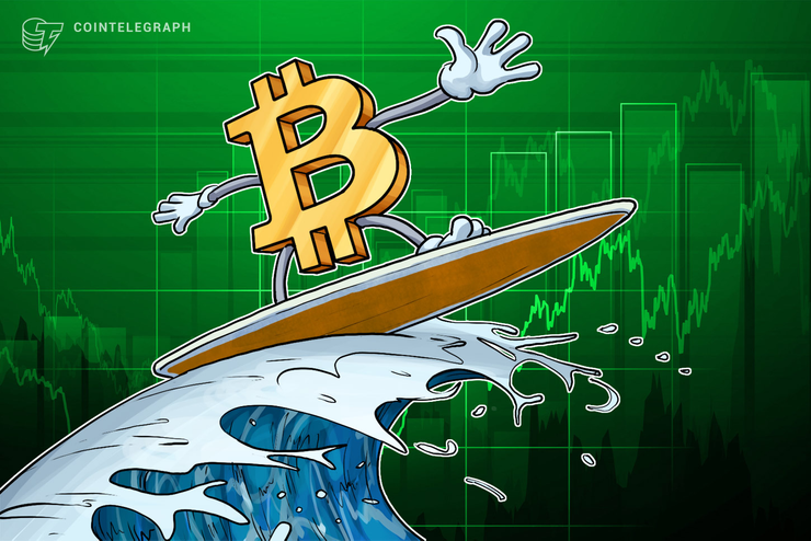 Crypto Markets Rally, With Bitcoin Pushing $7K, Ethereum Close to $500
