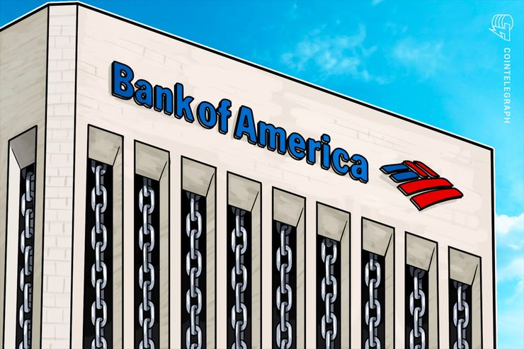 Bank of America Applies for Blockchain-Based Encrypted Crypto Storage System Patent