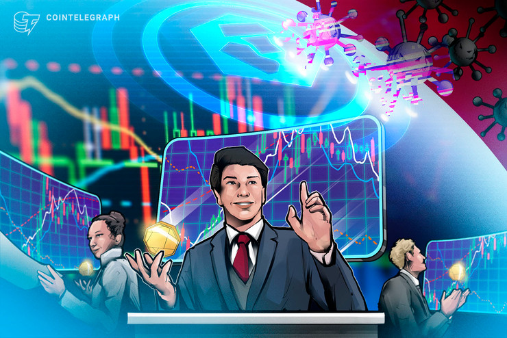 Crypto Platform Sees Its User Base Grow Amid the Global Pandemic