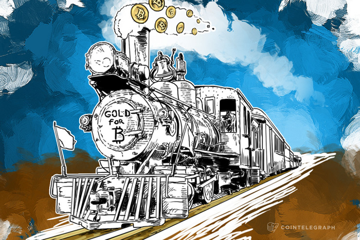 Trade your Gold for Bitcoin by Mail