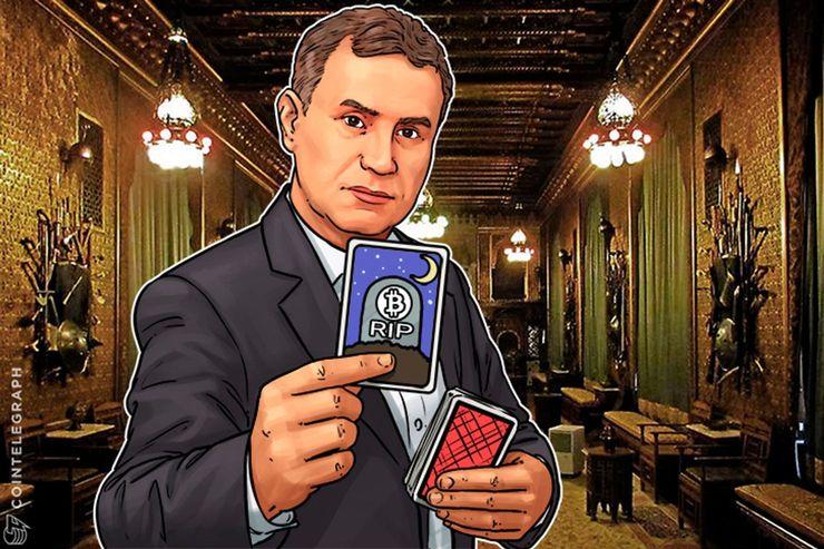 米ルビーニ教授「仮想通貨は全ての詐欺とバブルの母」ヴィタリックとはツイッターでバトル