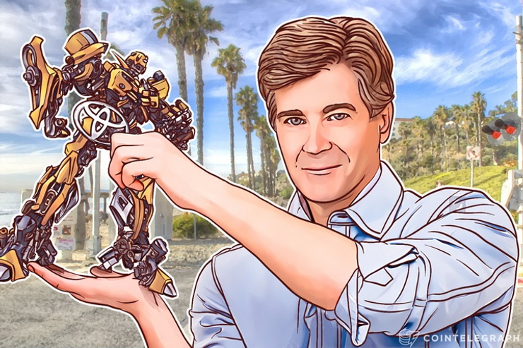 Engine for Blockchain: Toyota Financial Services joins R3