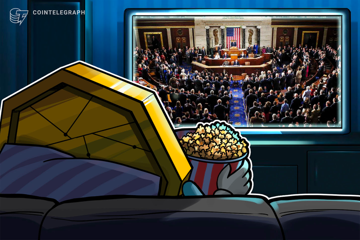 US House Committee Hearing With the SEC on Libra, Crypto and Securities