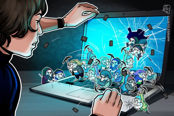 Cryptocurrency Mining Malware Detections Up Almost 500 Percent in 2018: Report