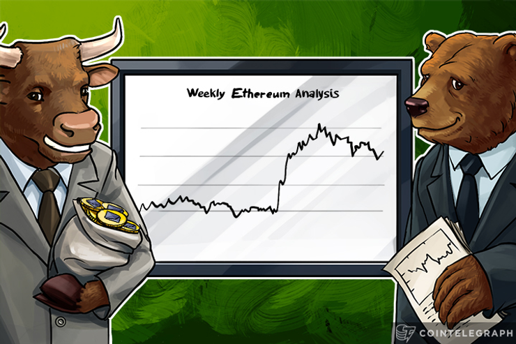 Ethereum Price Analysis: April 4 - 11