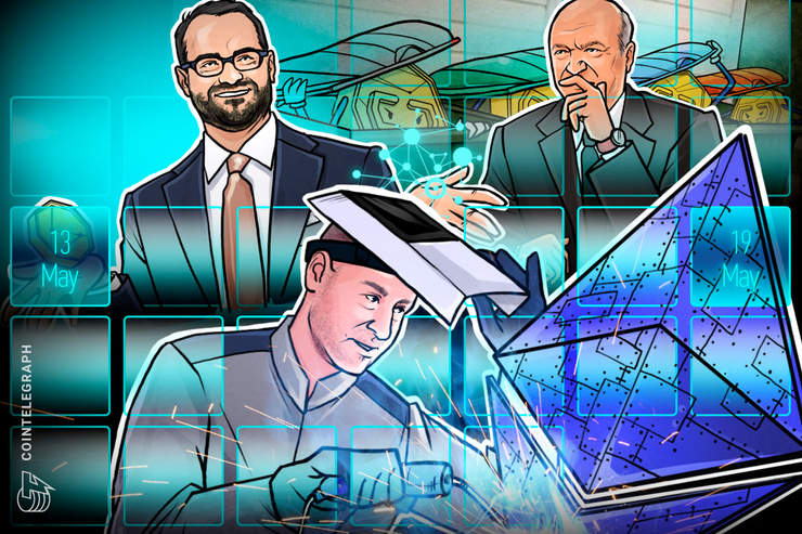 Hodler's Digest, May 13–19: Top Stories, Price Movements, Quotes and FUD of the Week thumbnail