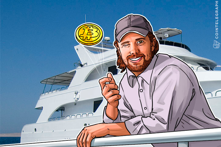 Another Billionaire Reveals Bitcoin Investment, Compares it to Horse Racing