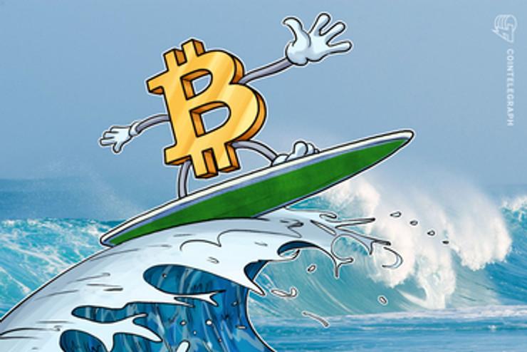 仮想通貨ビットコインにとっても「セルインメイ」? 気になるS&P500との相関に変化の兆し