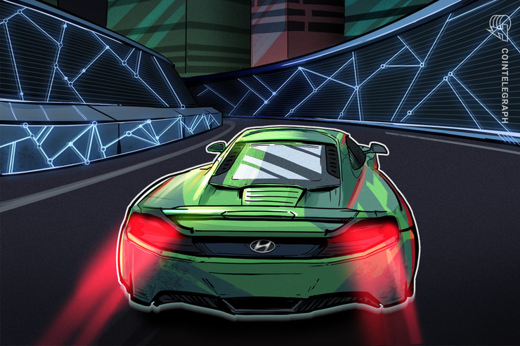 Hyundai Adds Another Piece to Their Growing Blockchain Ecosystem