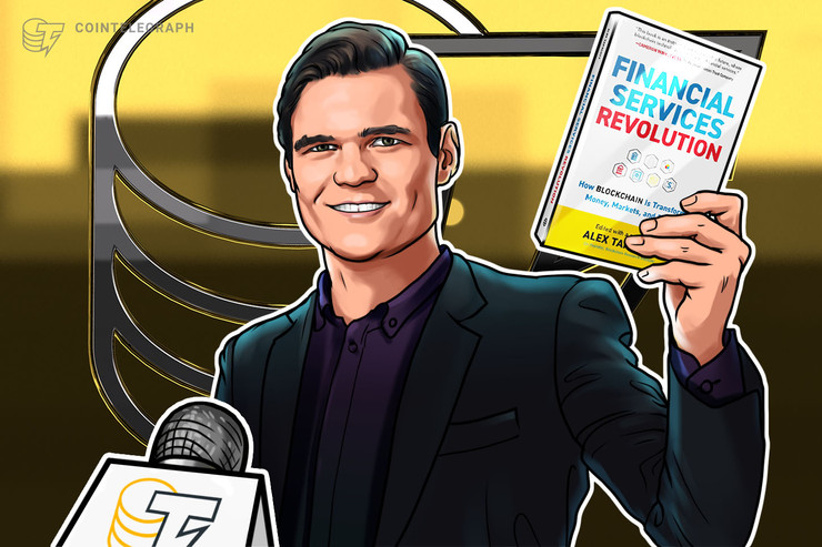 Getting Into the Financial Services Revolution With Alex Tapscott