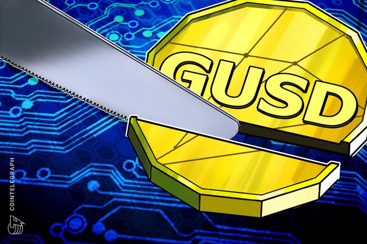 El exchange de criptomonedas Gemini quemó una quinta parte de su suministro de stablecoins GUSD