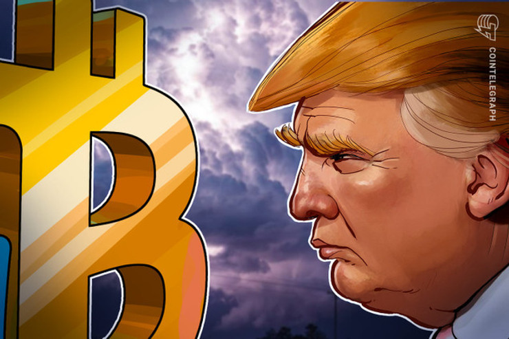 Donald Trump podría respaldar a Bitcoin