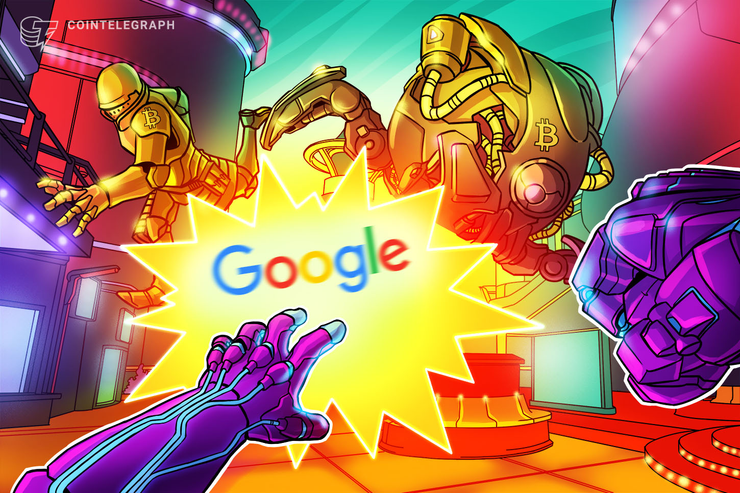 'Morte' do Bitcoin? Google e Citigroup revelam contas correntes em conjunto