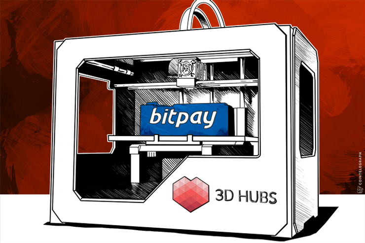 BitPay Inks Partnership Deal to 'Decentralize 3D Printing'