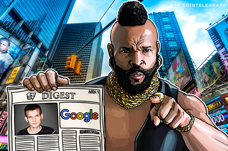 Google Failure, Ethereum Leaps, ECB Giveout in Cointelegraph Daily Digest