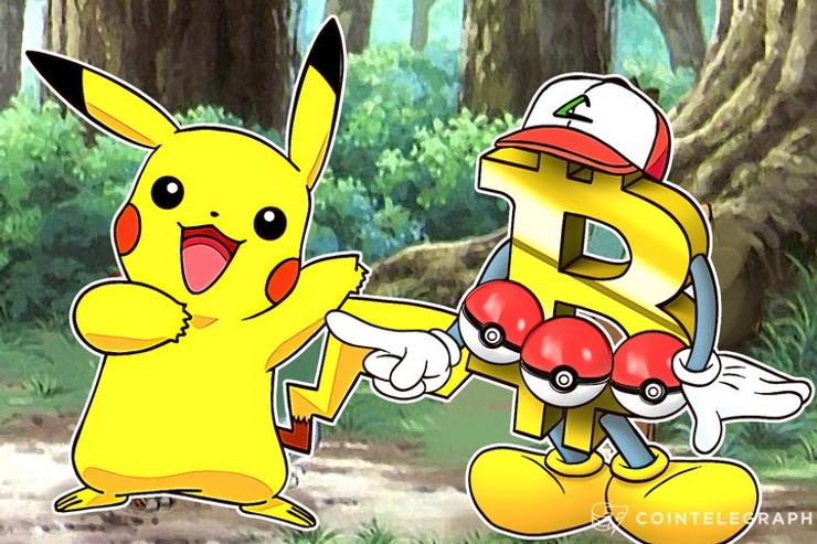Can Pokémon Go Lead to Bitcoin's Mass Adoption?