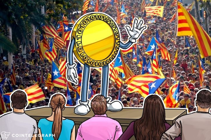 Catalonia Considering Cryptocurrency Post-Independence, Advised By Ethereum Creator