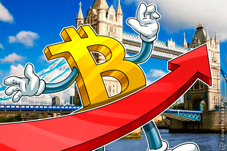 Digital Currencies Like Bitcoin Could Increase UK GDP by $80 Billion