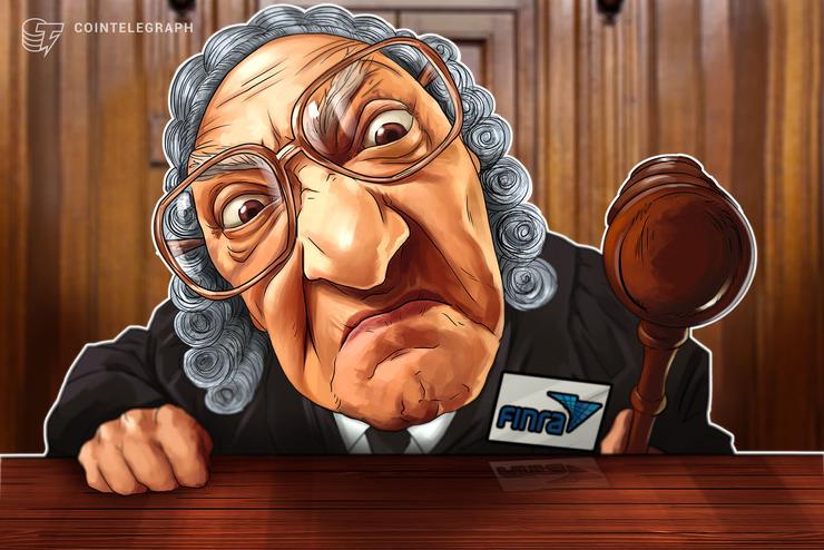 FINRA je kaznila suosnivača Tezosa sa 20.000 dolara