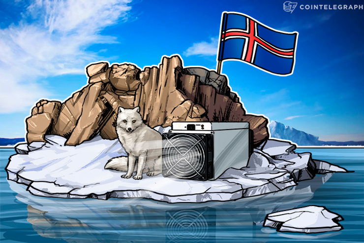 iceland cryptocurrency mining