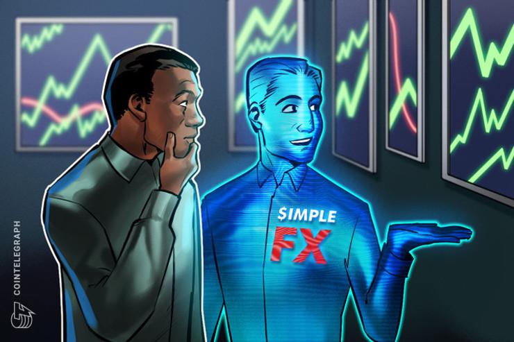 Plataforma de criptotrading SimpleFX agrega nuevas soluciones de pagos para usuarios habla hispana