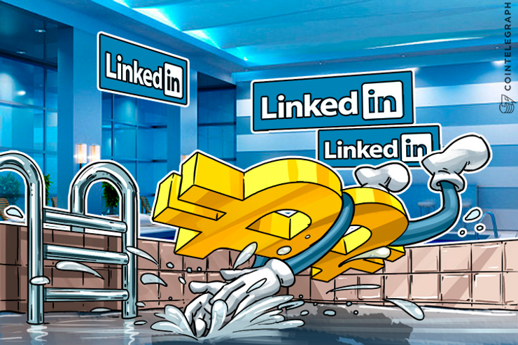 Is There Blockchain-Related Talent Bubble? LinkedIn Adverts Surge