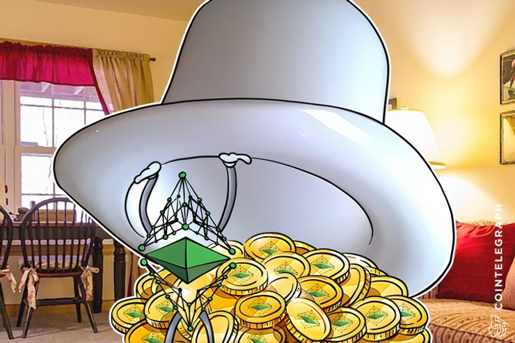 White Hat Team Recovers 7 Million ETC From DAO Thief
