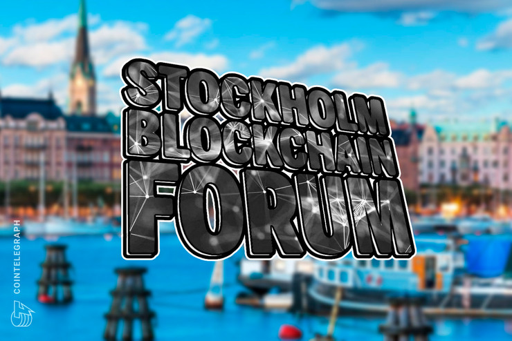 Nordic Blockchain Elite Gathered for the Stockholm Blockchain Forum
