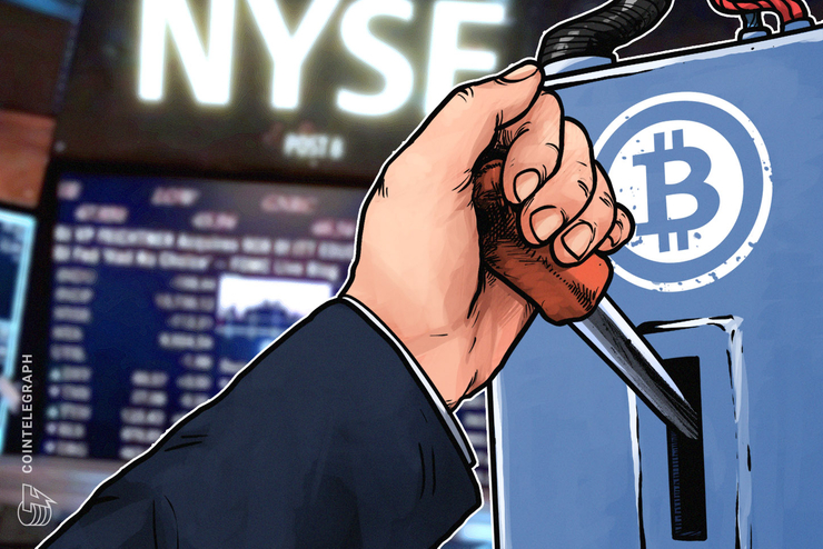 NYSE Arca Files Proposed Rule Change with SEC for Bitcoin-, T-Bills-Backed Investment Trust