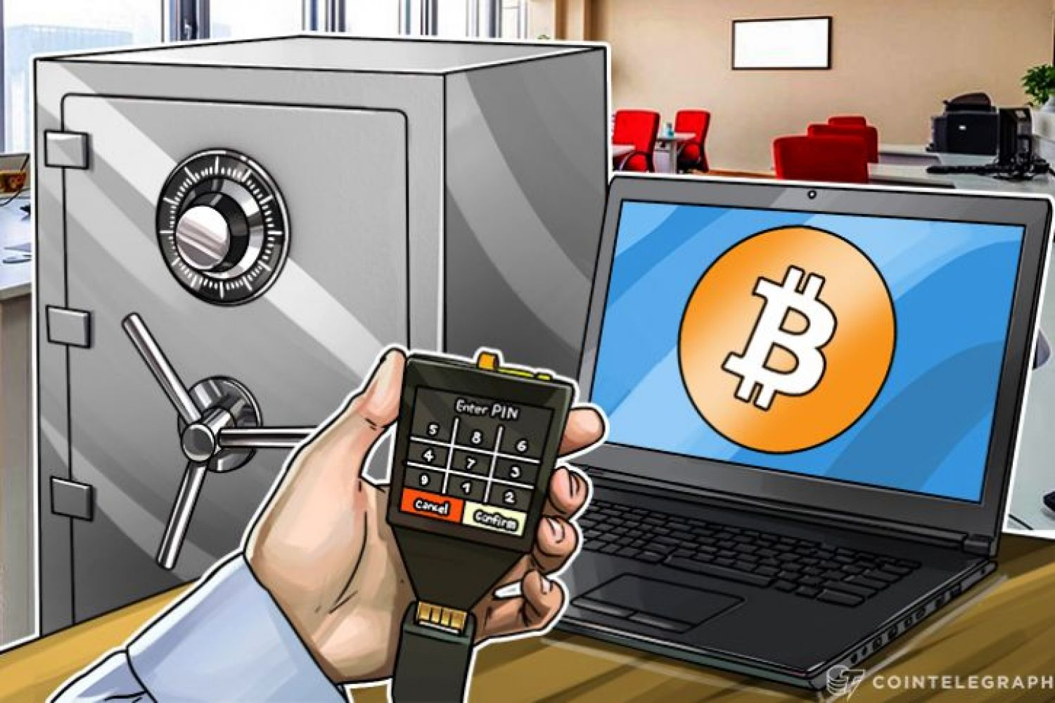 Experts Claim Blockchain Technology Can Revolutionize Security Industry