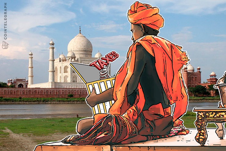 India's Tax Man Knocks on Door of Cryptocurrency Exchanges; Seeks Identifying Information