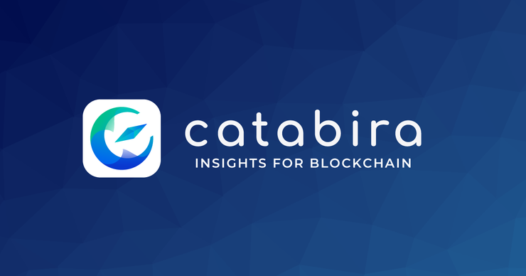 ブロックチェーン・データのモニタリング SaaS catabira.comがローンチ
