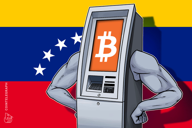 After Multiple False Starts, Venezuela May Have Its First Bitcoin ATM