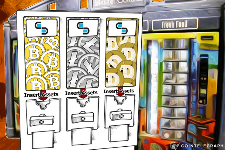 CoinDaddy & The Rise Of Asset Vending Machines