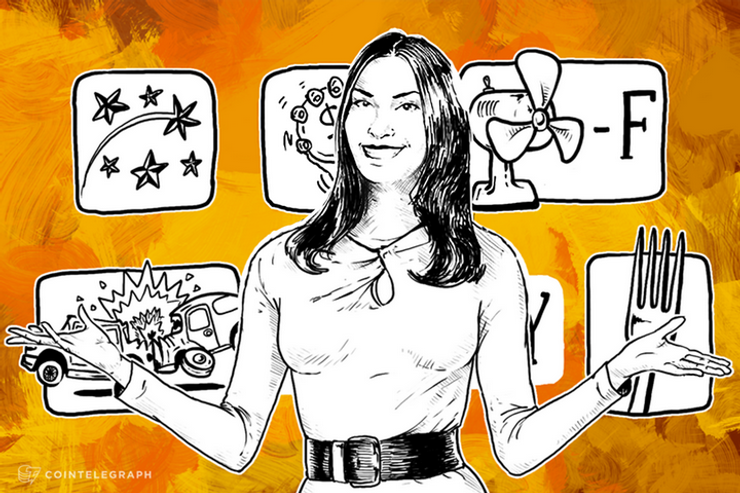 Solve Maria's Riddle to Win Free Tickets to the Texas Bitcoin Conference