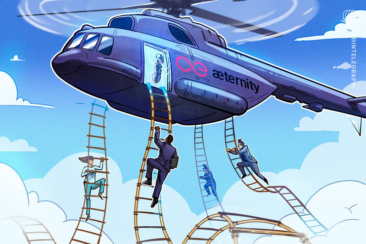 Aeternity Launches Crypto Tipping Platform for Social Creators
