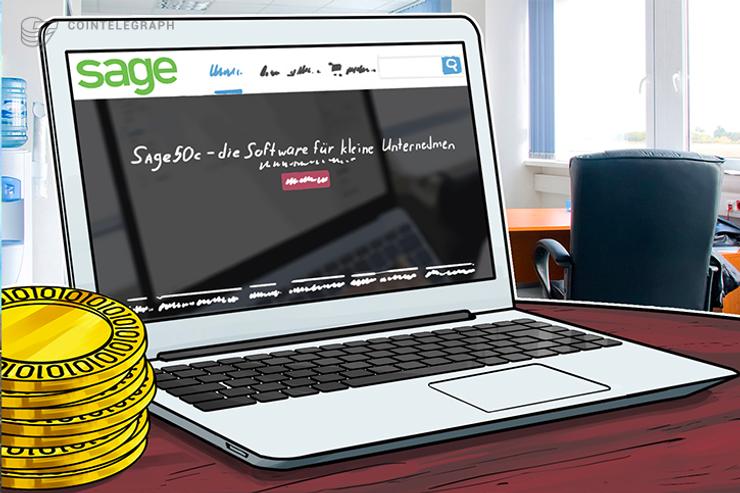 Sage startet erste Schweizer Buchhaltungssoftware für Kryptowährungen