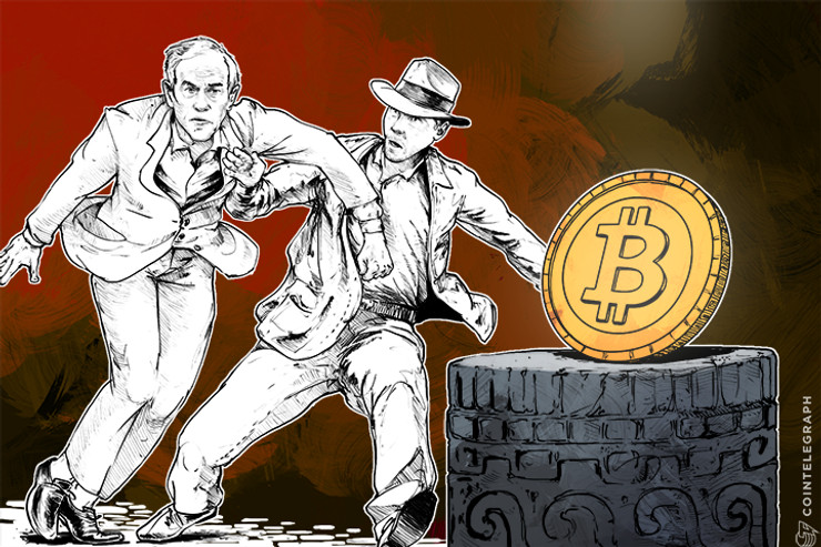 After 40 Years of Looking, Ron Paul Finds Bitcoin
