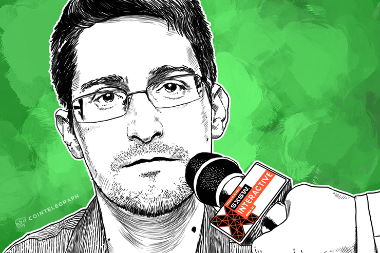 Snowden Calls on Tech Companies to Secure Communications With Decentralized Encryption