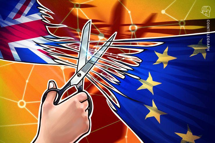 Reino Unido adia projeto blockchain para a fronteira para depois do Brexit