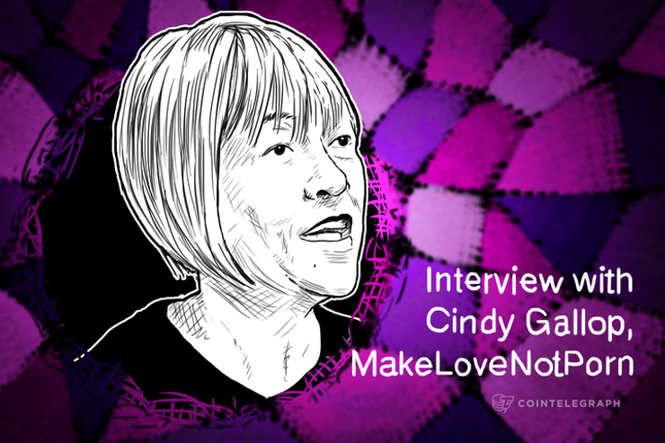Decentralizing Sex: Cindy Gallop Makes Love Not Porn