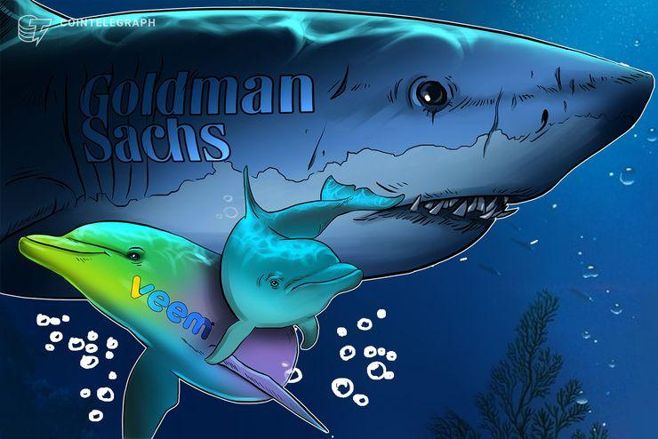 Goldman Sachs guida il round di finanziamento da 25 mln di dollari della startup blockchain Veem