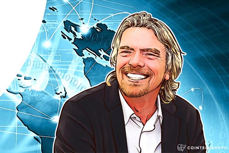 Richard Branson to Virgin Disruptors: Blockchain Will Lead Economic Revolution