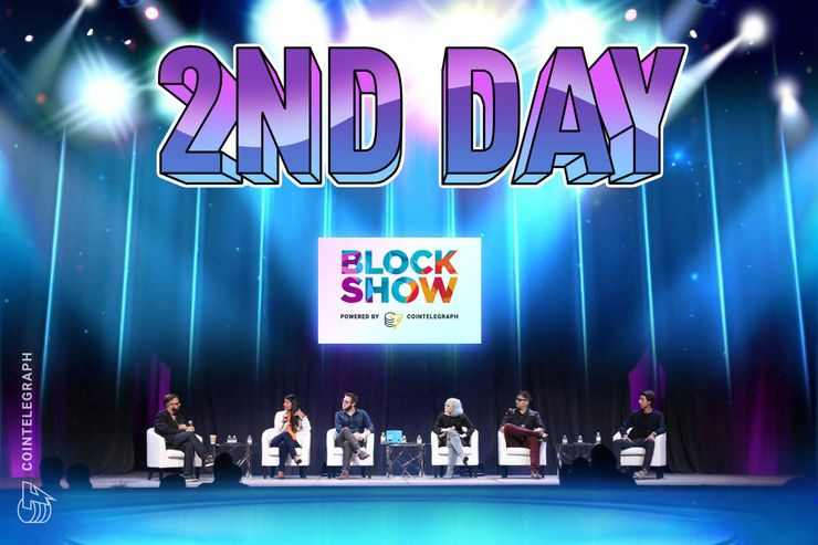 BlockShow Americas 2018 Day Two Kicks Off, Discusses Benefits of Crypto, Bitcoin ETF