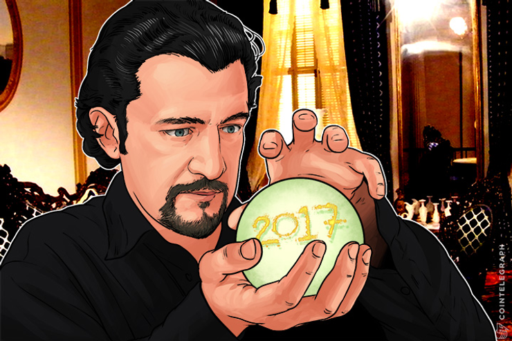 Bitfury Executive Predicts: In 2017, Bitcoin's Blockchain will Likely be at Helm of Financial Revolution