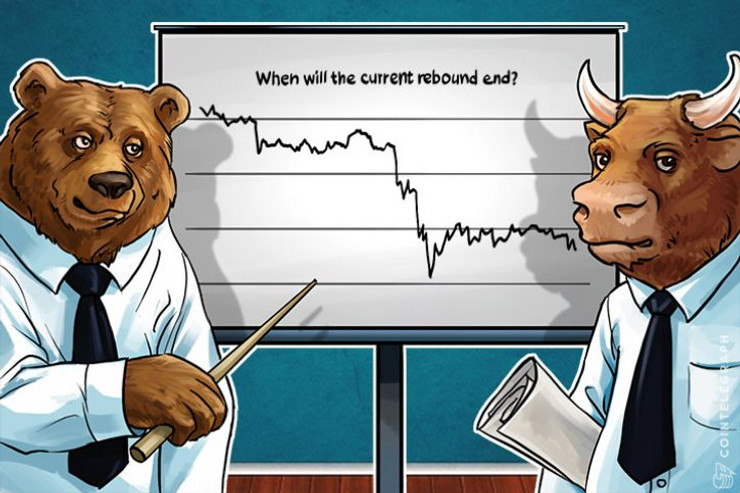 Analiza cene bitkoina: 22.05.2016.