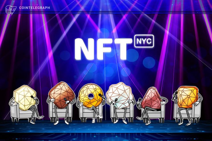 'Biggest Names in the Collectibles Space' to Attend NYC Event on Non-Fungible Tokens thumbnail