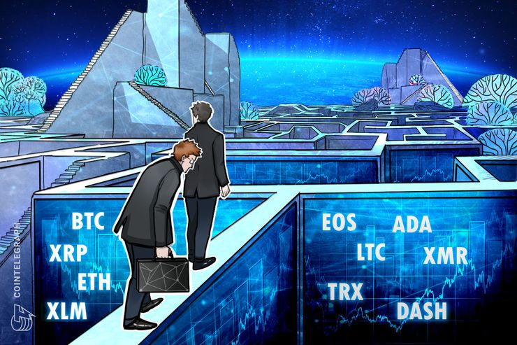 Bitcoin, Ripple, Ethereum, Stellar, EOS, Litecoin, Cardano, Monero, TRON, Dash: Price Analysis, Nov. 23