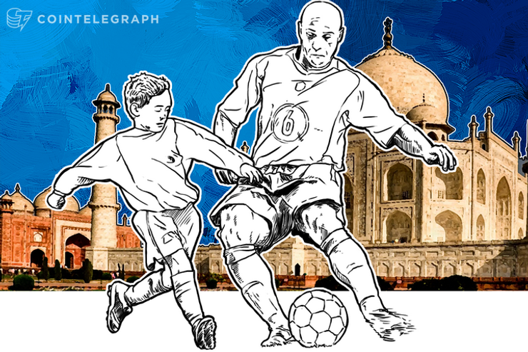 Roberto Carlos, World Legend of Football, May Help Bitcoin Charity Fund of Russian Trainer in India