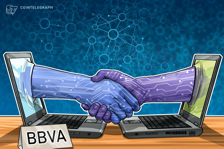 BBVA Signs $117 Mln Blockchain-Powered Corporate Loan